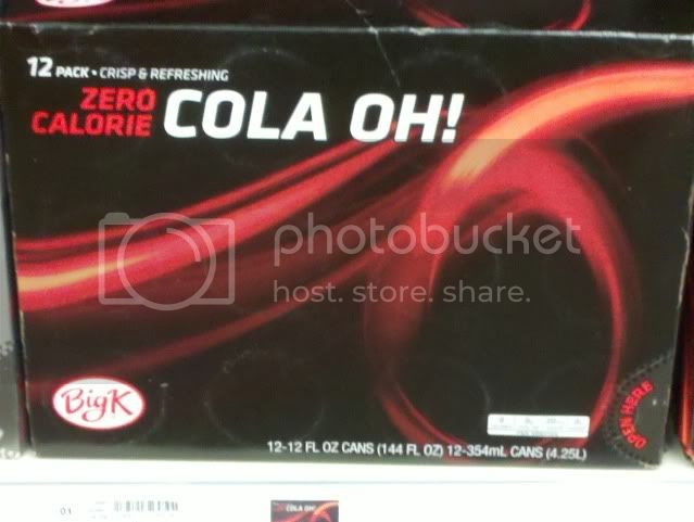 cola oh soda 