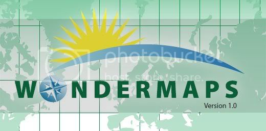 Wondermaps Logo