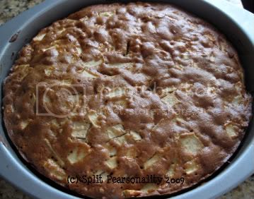 Tamra Davis' Apple Cake a.k.a. the GOOP Cake